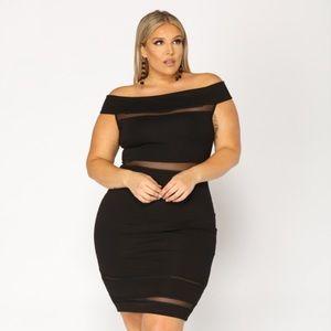 🆕 || Fashion Nova || Side to Side Dress